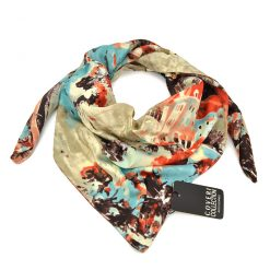 FOULARD PRIMAVERA ESTATE DONNA COLORI