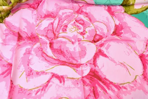 ROSA GRANDE PATTER COVERI COLLECTION FOULARD